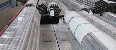 Stainess Steel 304H Boiler Pipes Packaging