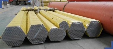 Duplex Steel S31803 Seamless Pipes Packing