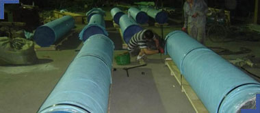 Stainess Steel 304 Welded Pipes Packaging