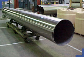 Stainess Steel 304H IBR Pipes & Tubes