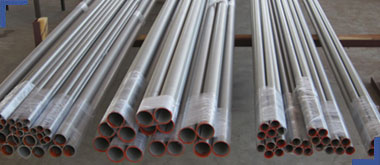 Stainess Steel 304L Welded Tubes Packaging
