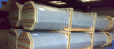 Stainess Steel 310H Welded Pipes Packaging