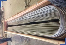 Stainess Steel 316H Welded U Tubes