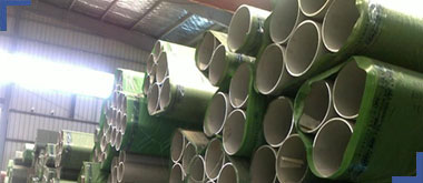 Stainess Steel 316 Seamless Pipes Packaging