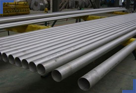 Stainess Steel 316L Seamless Tubes