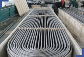 Stainess Steel 316L Seamless U Tubes