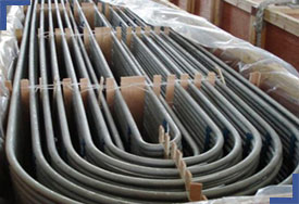 Stainess Steel 316L Welded U Tubes