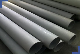 Stainess Steel 316TI Seamless Pipes