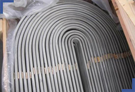 Stainess Steel 316TI Seamless U Tubes