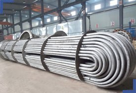 Stainess Steel 316TI Welded U Tubes