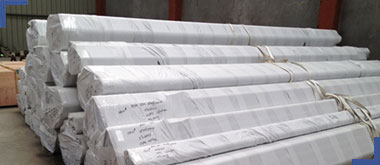 Stainess Steel 317 Welded Tubes Packaging