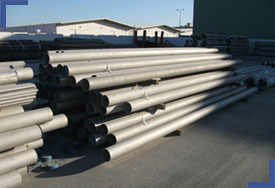 Stainess Steel 317 / 317L Welded Tubes