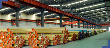 Stainess Steel 317L Welded Tubes Packaging