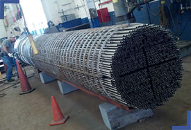 Stainess Steel 321 / 321H Heat Exchanger Tubes