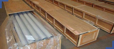 Stainess Steel 321 Seamless Pipes Packaging