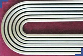 Stainess Steel 321 / 321H Seamless U Tubes