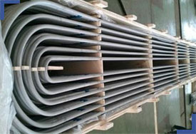 Stainess Steel 321 / 321H Welded U Tubes