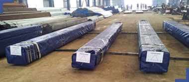 Stainess Steel 321H Welded Pipes Packaging