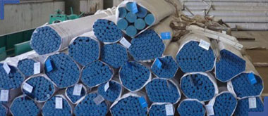 Stainess Steel 321H Welded Tubes Packaging