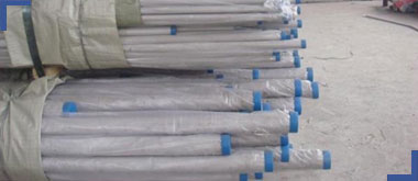 Stainess Steel 321 Seamless Tubes Packaging
