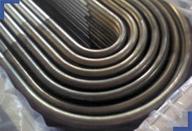 Stainess Steel 347 / 347H Welded U Tubes