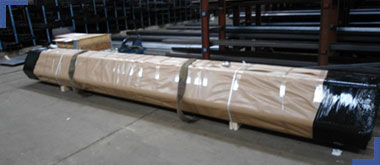 Stainess Steel 904L Welded Pipes Packaging