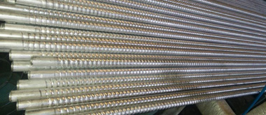 Stainess Steel 316H Corrugated Pipes Packaging