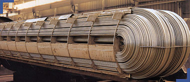 Stainess Steel Heat Exchanger Tubes Packaging