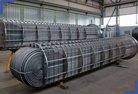 Stainess Steel Heat Exchanger Tubes