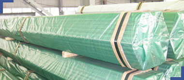 Stainess Steel Seamless IBR Pipes & Tubes Packaging