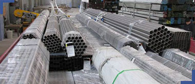 Stainess Steel Seamless Pipes Packaging