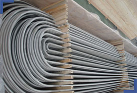 Stainess Steel Seamless U Tubes