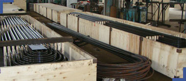 Stainess Steel 316 Welded U Tubes Packaging