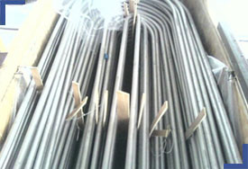 Stainess Steel Welded U Tubes