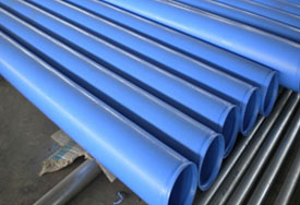 Stainess Steel PVC Coated Tubes